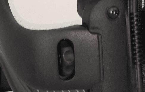 Herman Miller Aeron (Graphite, full option scroller arm)