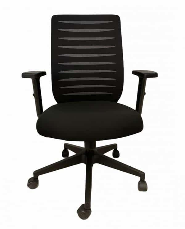 Angel bureaustoel netweave basic (NIEUW)